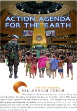 Action Agenda for the Earth