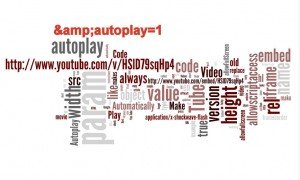 Youtube Autoplay Embed Code