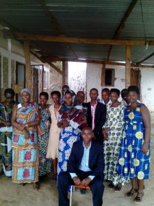 Burundi Team