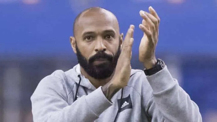 Thierry Henry FC Barcelona