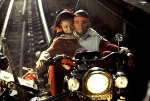 BLANKMAN, Robin Givens, Damon Wayans, 1994, (c)Columbia Pictures