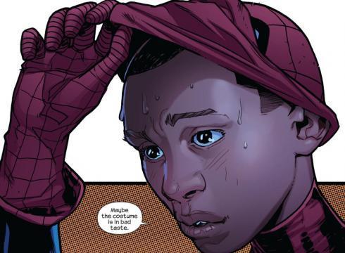 miles morales Spider man (1)