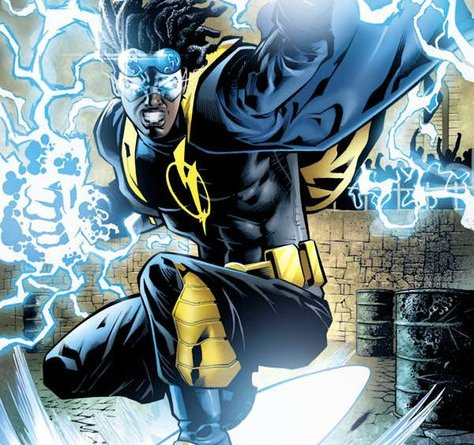 Static Shock-Virgil Hawkins