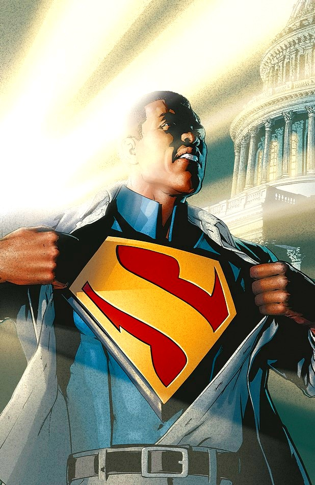 President Superman (Character)