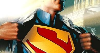 President Superman!