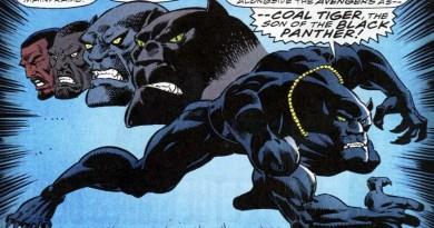 The Coal Tiger