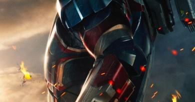 Iron Man 3- The Iron Patriot