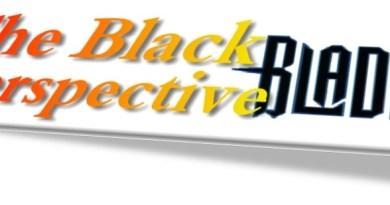 black perspective Blade top