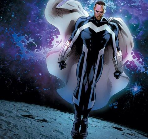 The Blue Marvel