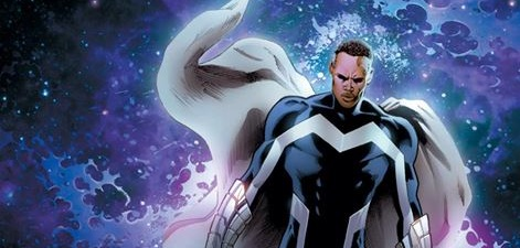 Blue Marvel (Character)