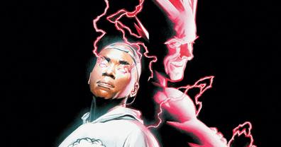 J.J. Thunder (Character)
