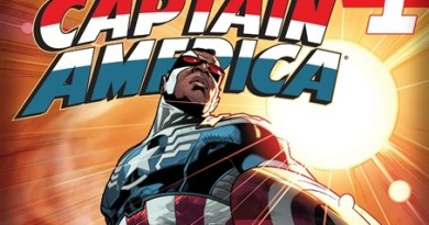 All new Captain America #1 1