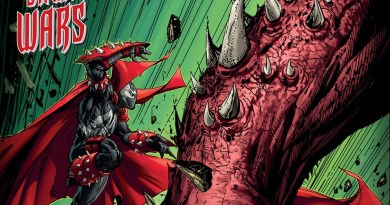 Spawn#259 cover 2