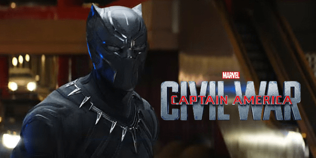 "The Black Panther Attacks in New ""Civil War"" Teasers!"