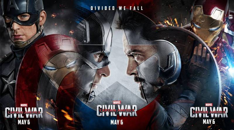 Captain America: Civil War (Movie Review)
