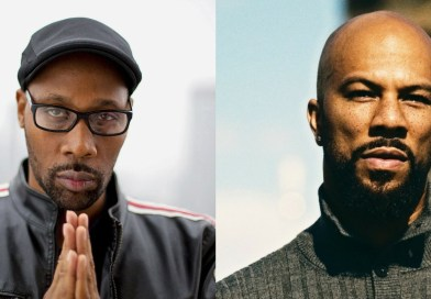"Common to Star in RZA-Produced ""Black Samurai"" TV Show"