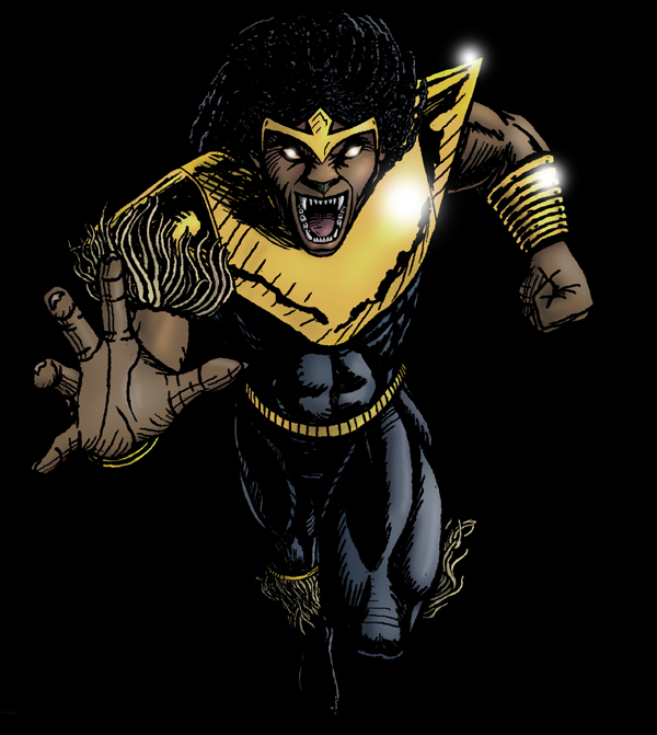 Man Candy Monday 2 Casting Heroes: LionMan (Character)