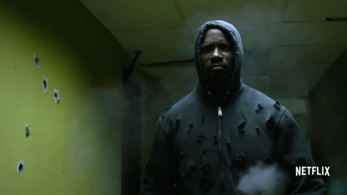 SDCC - Marvel's Luke Cage Trailer