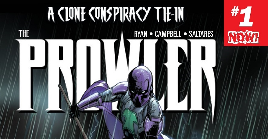 Prowler #1 Preview