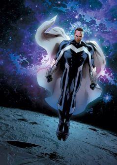 Blue Marvel- Adam Bernard Brashear