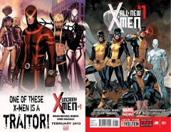 All New X-men & Uncanny X-men (2013)
