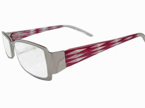 Milan Reading Glasses in Pink