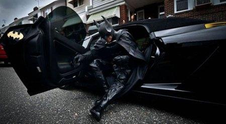 Baltimore-Batman
