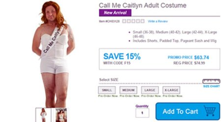 Caitlyn-costume