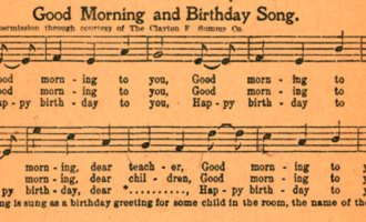 Birthday-song