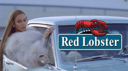 Beyonce-Red-Lobster