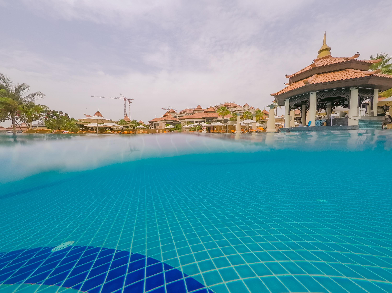 Middle East Heaven: The Anantara Dubai The Palm Resort & Spa