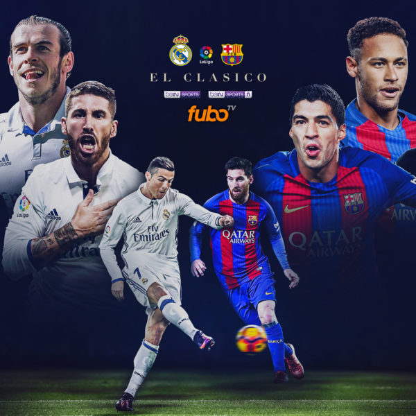 for the first el clásico of 2017 real madrid and barcelona will fight it out in a match that could go long way to deciding who wins title la