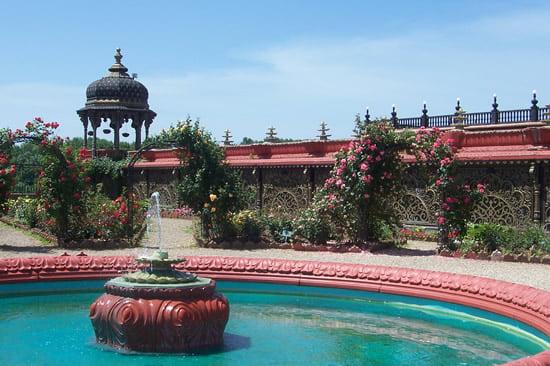 Prabhupada's Palace of Gold Rose Garden