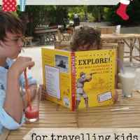 Christmas Gift Ideas For Travelling Children
