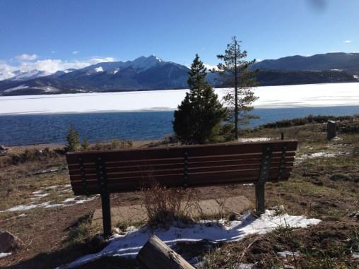 Nice View on Dillon Lake