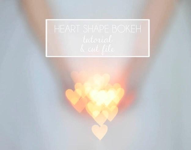 heart bokeh tutorial 1