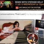 Worship Team Hangout with Stefanie Kelly | Episode 3