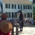 George Washington, Freedom of Religion, and a Flash Mob