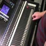 Audio Training – Console Layout