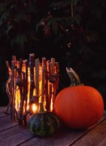 Twig Lantern