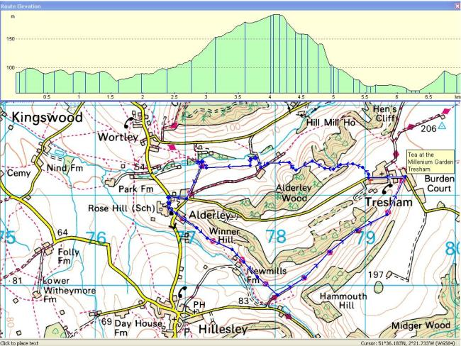map wotton