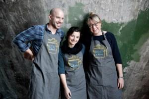 Kitchen on the Run - Andi, Rabea en Jule