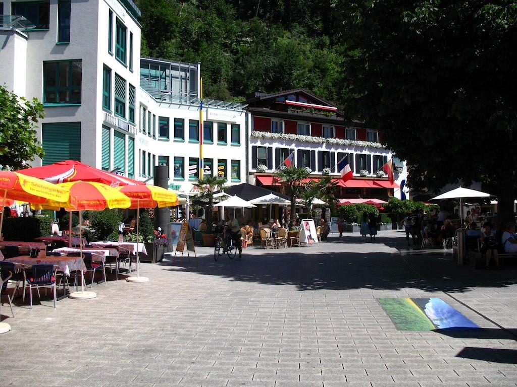 Das Städtle, Vaduz - by Andrew Bossi - Thisisbossi:Wikimedia