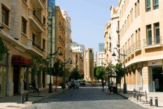 Place de l'Etoile, Beirut - by Giorgio Montersino:Flickr