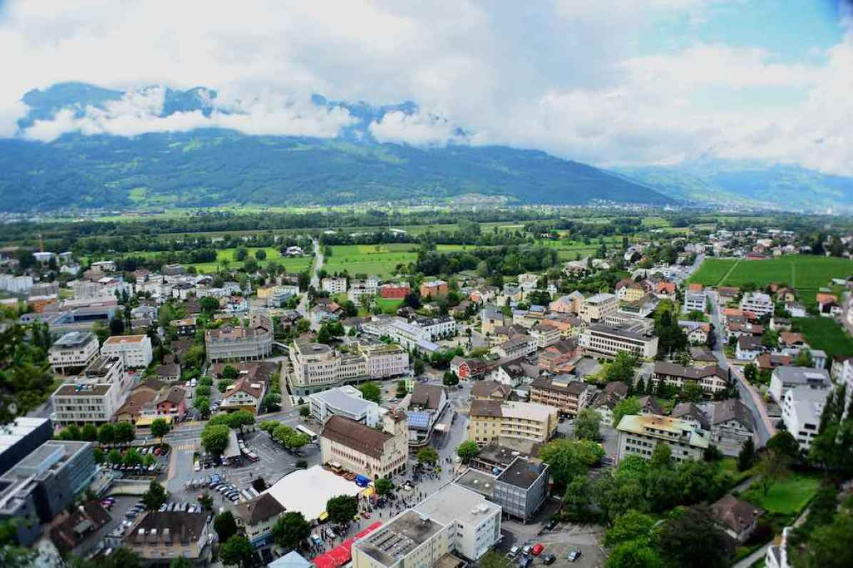Vaduz, Liechtenstein - by István Asztalos - Stones/Pixabay