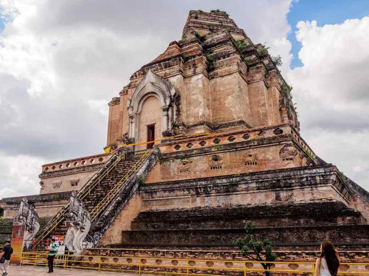 Wat Chedi Luang, Chiang Mai - by Maxim B. - maxim303:Flickr