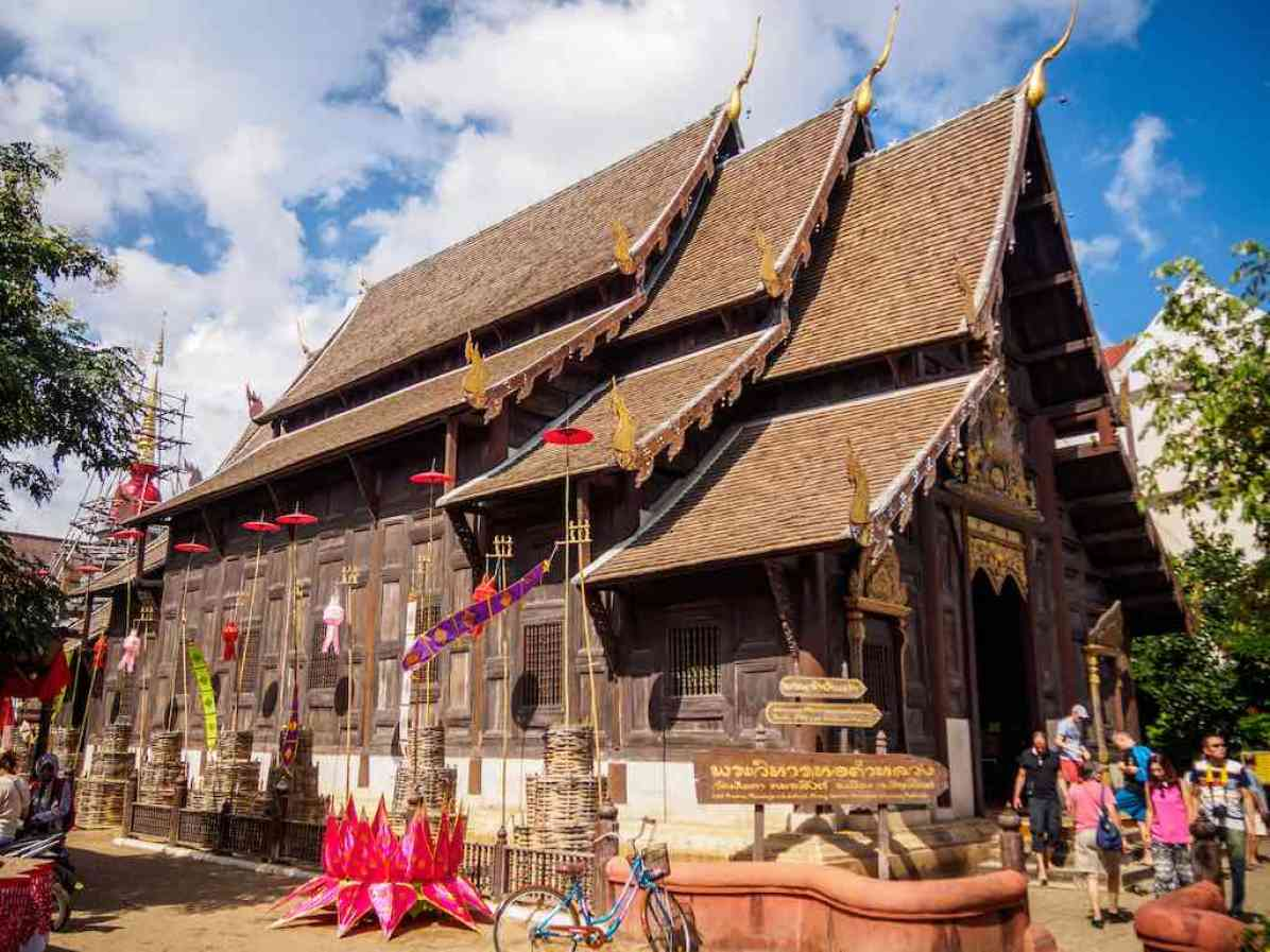 Wat Phan Tao, Chiang Mai - by Maxim B. - maxim303:Flickr