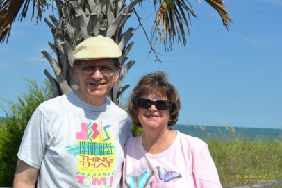 Michael and Vivian at Myrtle Beach