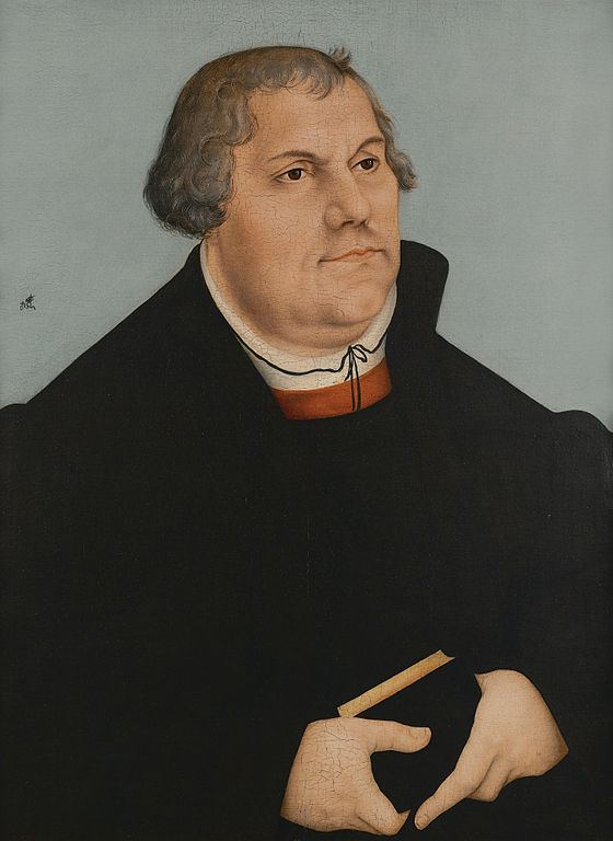 Was Luther in His Old Age in Agony   Bitter About Lutheranism     Luther 23