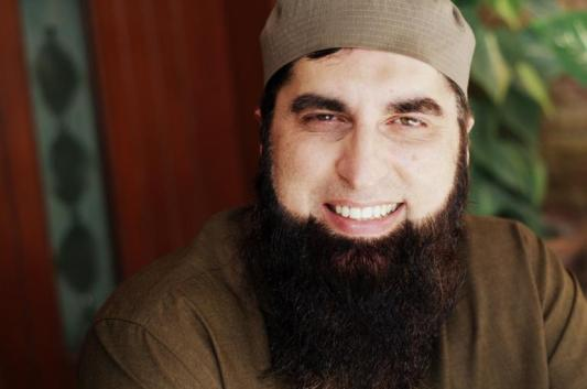 Image result for Junaid jamshed